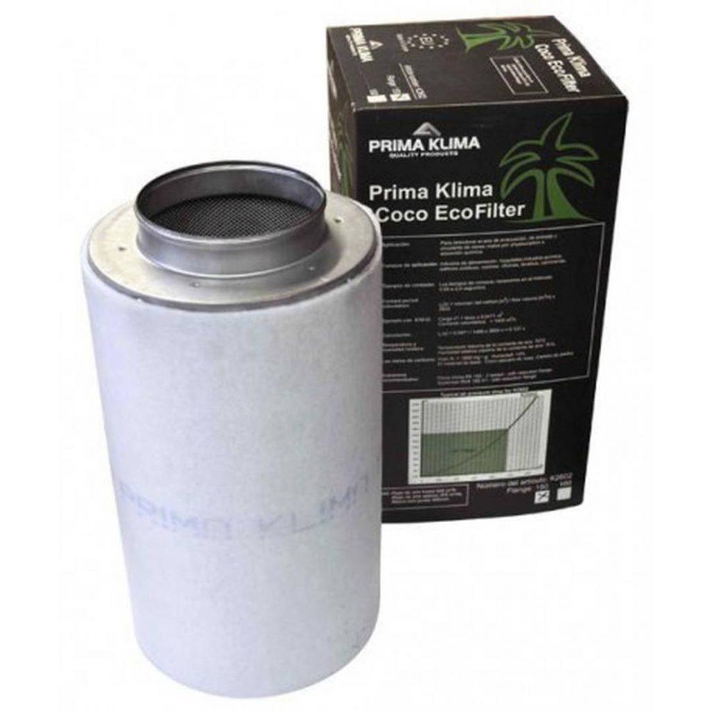 Karbon filtër PRIMA KLIMA 200mm 1100m3/h