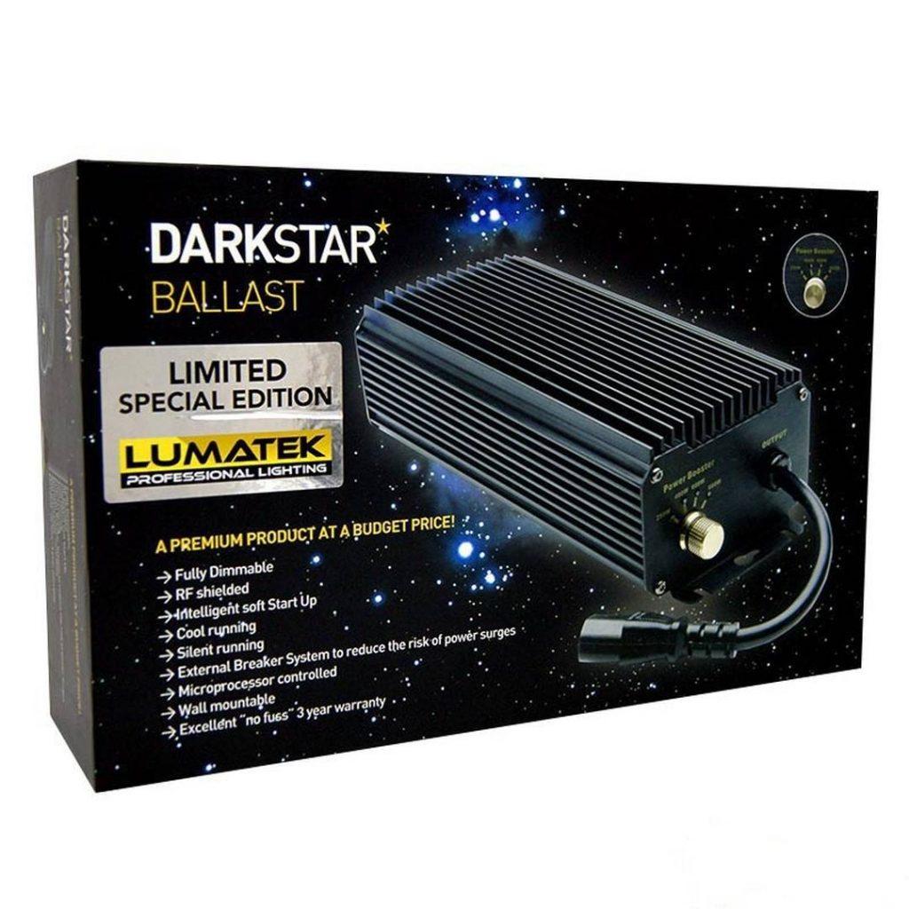 LUMATEK DARK DIMMABLE 600W