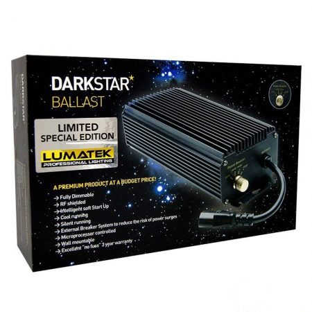 LUMATEK DARK DIMMABLE 600W