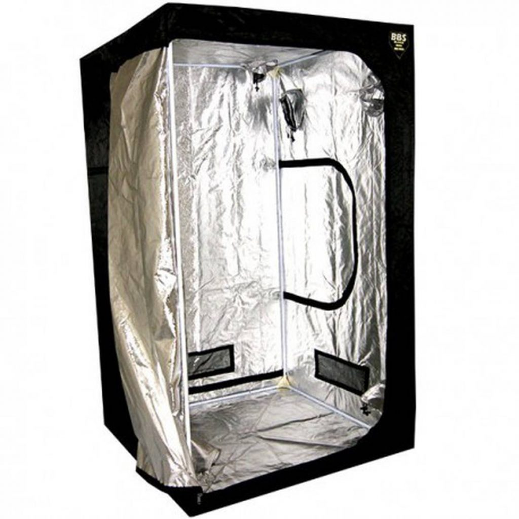 Black Box Silver 120x120x200