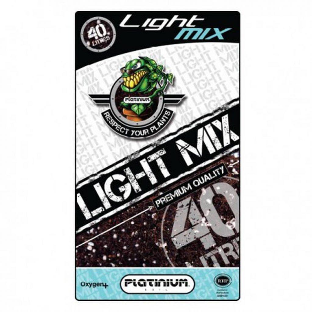 Dheu Platinium Light Mix 40L