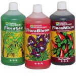 GHE Tripack Flora Series 500ml