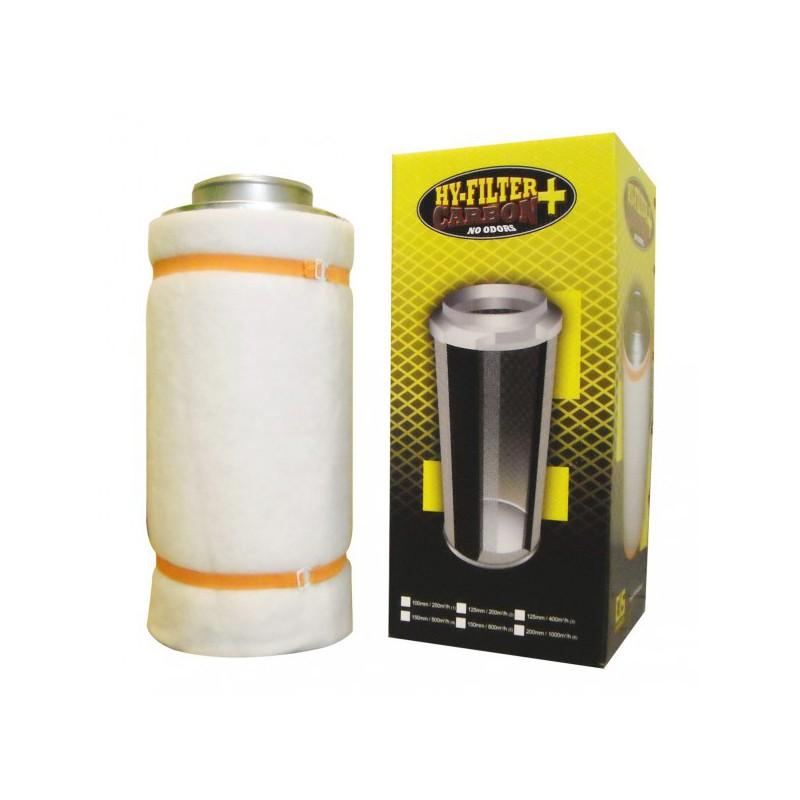 HY-FILTER +V2 CARBON 150MM 500M3/H