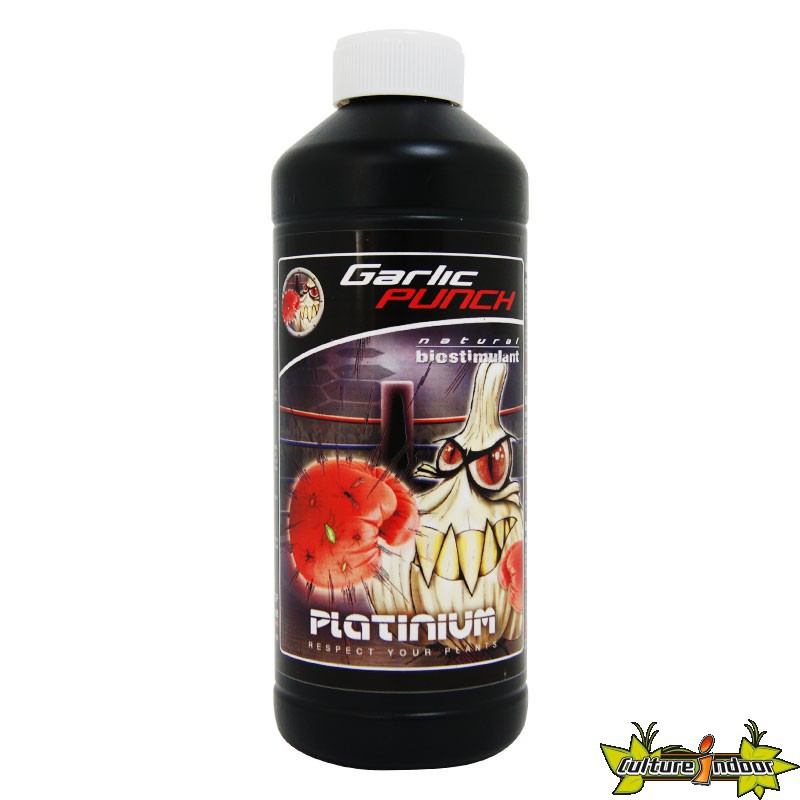 PLATINIUM GARLIC PUNCH 1L