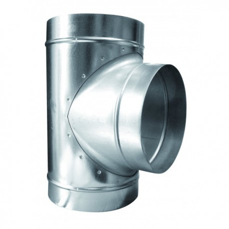 T BYPASS 3 X 250MN ,VENTILATION DUCT